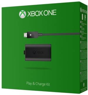 Microsoft XBOX ONE Play & Charge Kit v3