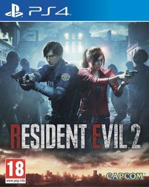 Capcom PS4 Resident Evil 2 EU