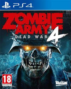 Sold Out PS4 Zombie Army 4: Dead War