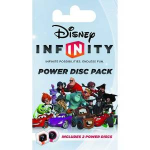 Disney Disney Infinity Bustina 2 Gettoni (Power Disc Pack)