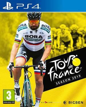 BigBen PS4 Tour de France 2019 EU