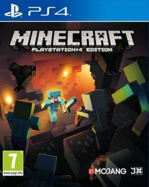 Sony Computer Ent. PS4 Minecraft