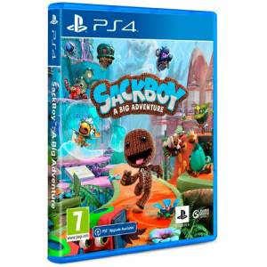 Sony Computer Ent. PS4 Sackboy A Big Adventure!