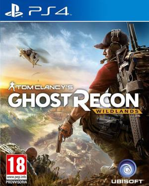 Ubisoft PS4 Ghost Recon Wildlands