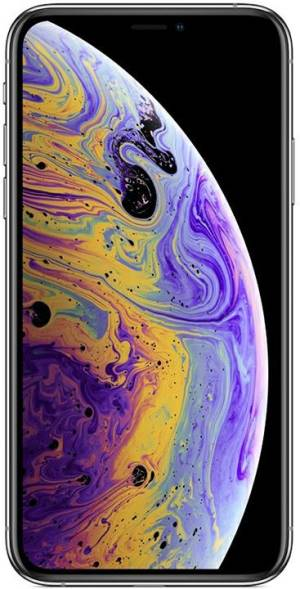 "Apple Apple TEL iPhone XS 64GB 5.8"" Silver ITA"