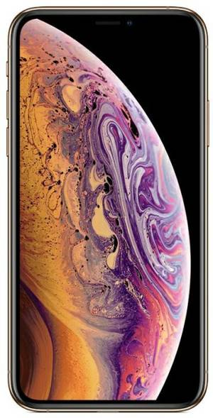 "Apple Apple TEL iPhone XS 64GB 5.8"" Gold ITA"