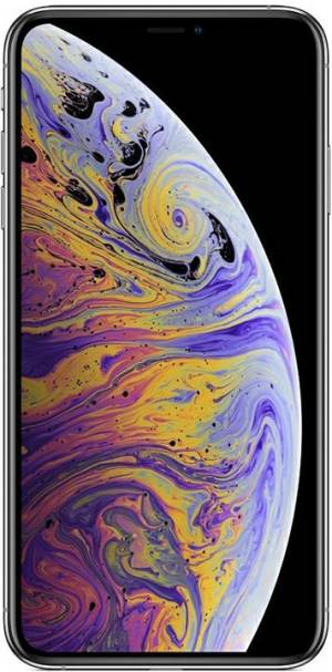 "Apple Apple TEL iPhone XS Max 64GB 6.5"" Silver ITA"