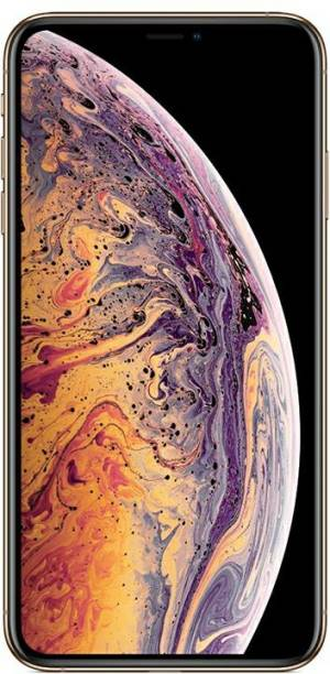 "Apple Apple TEL iPhone XS Max 512GB 6.5"" Gold ITA"
