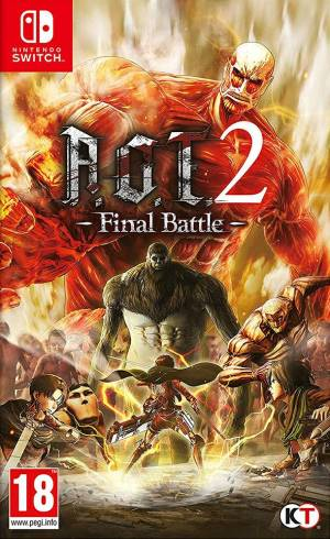 Koei Tecmo Switch A.O.T. 2: Final Battle EU