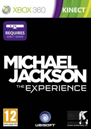 Ubisoft XBOX360 Kinect Michael Jackson The Experience