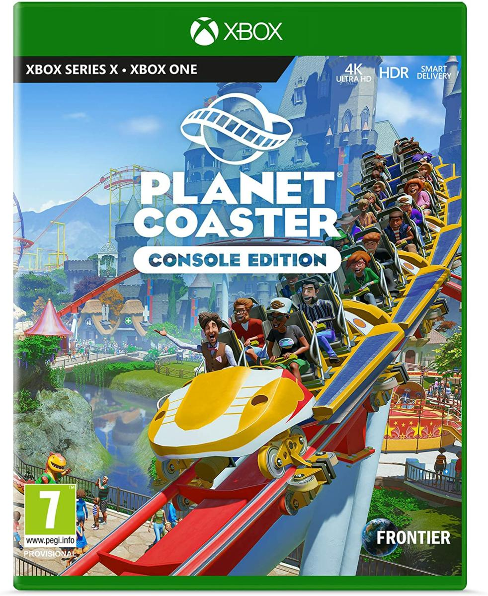 Sold Out XBOX One Planet Coaster