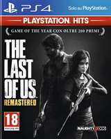 Sony Computer Ent. PS4 The Last of Us Remastered - PS Hits