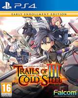 NIS PS4 The Legend of Heroes: Trails of Cold Steel 3 - Early Enrollment Edition EU