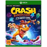 Activision Blizzard XBOX ONE Crash Bandicoot 4 - It´s about time