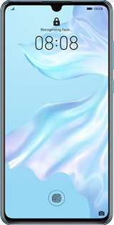 "Huawei Huawei P30 6+128GB 6.1"" Breathing Crystal DS ITA"
