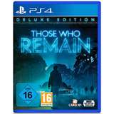 Wired Production PS4 Those Who Remain Deluxe