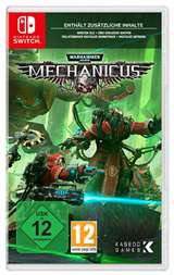 Kalypso Switch Warhammer 40.000 Mechanicus EU