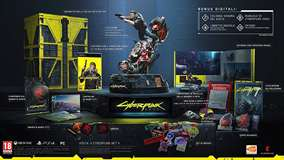 Bandai Namco PC Cyberpunk 2077 - Collector's Edition (Code in a Box)