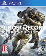 Ubisoft PS4 Tom Clancy's Ghost Recon Breakpoint EU