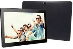 "Majestic Majestic Tab-714 2+16GB10.1"" WiFi Black ITA"