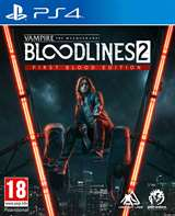 Paradox PS4 Vampire the Masquerade - Bloodlines 2 First Blood Edition