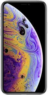 "Apple Apple iPhone XS 64GB 5.8"" Silver ITA"