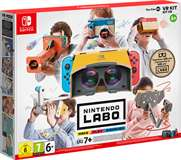 Nintendo Switch LABO Toy-Con: Kit VR (Completo)