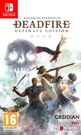 THQ Nordic Switch Pillars of Eternity II: Deadfire - Ultimate Edition EU