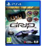 Wired Production PS4 GRIP: Combat Racing - Airblades vs Rollers - Ultimate Edition EU