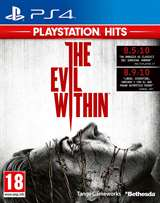 Bethesda PS4 The Evil Within - PS Hits