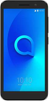 "Alcatel Alcatel 1 5033D 1+8GB 5.0"" Volcano Black (Resin) DS ITA"