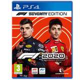 Codemasters PS4 F1 2020 - Seventy Edition