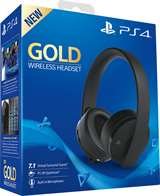 Sony Computer Ent. PS4 Gold Wireless Headset