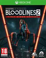 Paradox XBOX ONE Vampire the Masquerade - Bloodlines 2 First Blood Edition