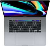 "Apple Apple MacBook Pro 16"" TouchBar i7 6x2.6GHz 512GB Space Grey MVVJ2T/A"