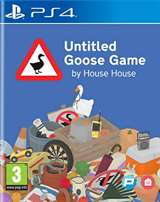 Skybound PS4 Untitled Goose Game