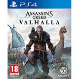 Ubisoft PS4 Assassin's Creed Valhalla