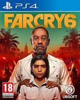 Ubisoft PS4 Far Cry 6