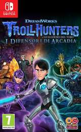 Bandai Namco Switch Trollhunters, Defenders of Arcadia